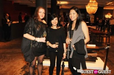 ina pineda in Hudson furniture Opens Exquisite New Showroom in New York
