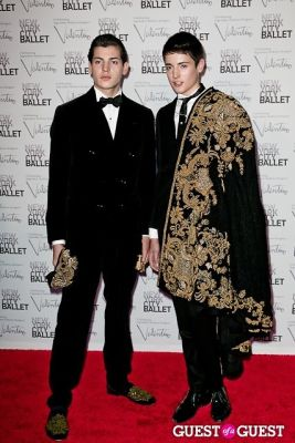 peter brant-jr in New York City Ballet Fall Gala Celebrates Valentino
