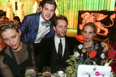 peter brant-jr in Save Venice Enchanted Garden Ball