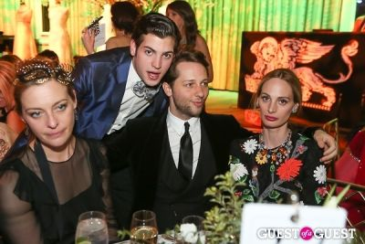 derek blasberg in Save Venice Enchanted Garden Ball