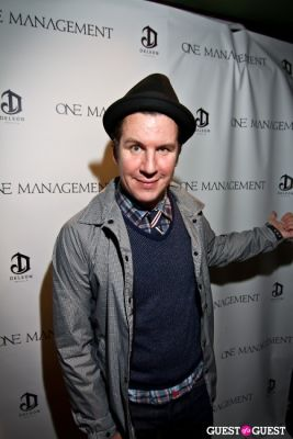 peter davis in One Management 10 Year Anniversary Party