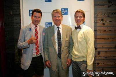 cy vance in Kick-Off Party of the Young Friends of Cy Vance