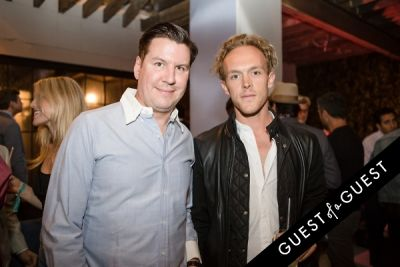 william richmond-watson in GofG Relaunch Party Powered By Samsung
