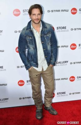 peter facinelli in Leica Store Los Angeles: Grand Opening