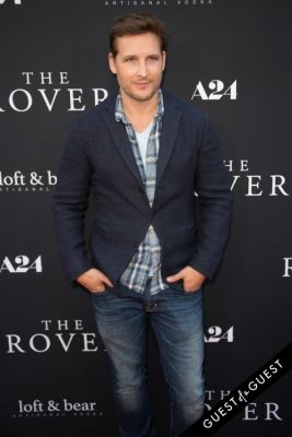 peter facinelli in Premiere A24's of