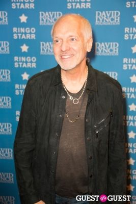 "peter frampton in Ringo Starr Honored with ""Lifetime of Peace & Love Award"" by The David Lynch Foundation"