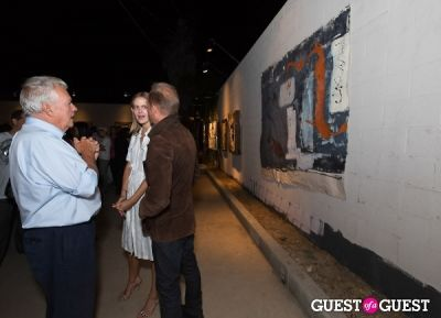 peter jason in Preview Party for Billy Zane's Solo Art Exhibition: