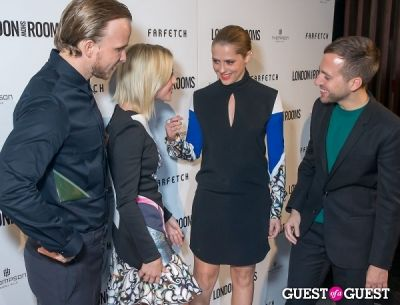 peter pilotto in British Fashion Council Present: LONDON Show ROOMS LA Cocktail Party