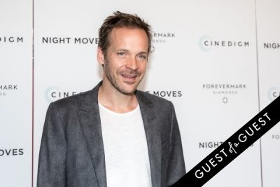 peter sarsgaard in Night Moves Premiere