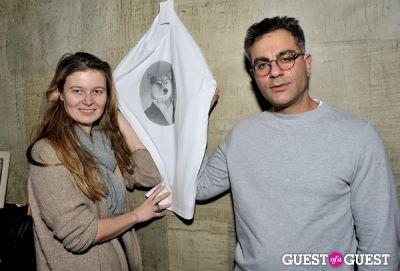 petra brichnacova in Menswear Dog's Capsule Collection launch party