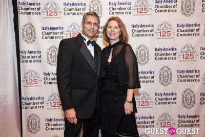 diana towle in Italy America CC 125th Anniversary Gala