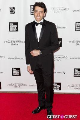 philippe bonay in 40th Annual Chaplin Awards honoring Barbra Streisand