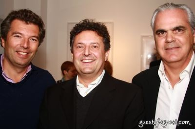 philippe roederer in Opening Party for Stuart Franklin: The Dogon