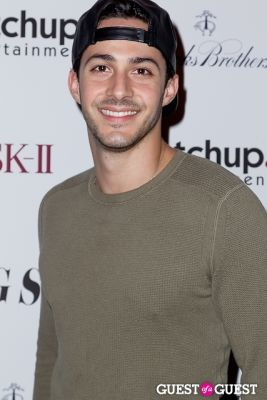 phillip spaeth in BIG SUR New York Movie Premiere