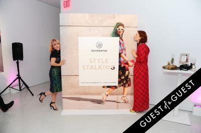 piera gelardi in Refinery 29 Style Stalking Book Release Party