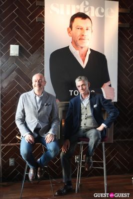 piero lissoni in Surface magazine Presents Design Dialogues and Issue 100