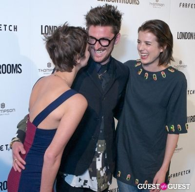 pixie geldof in British Fashion Council Present: LONDON Show ROOMS LA Cocktail Party