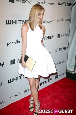 polina proshkina in Whitney Museum of American Art's 2012 Studio Party