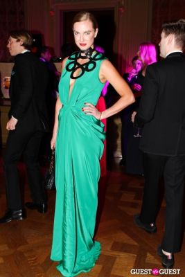 polina proshkina in The Frick Collection 2013 Young Fellows Ball