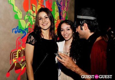 amanda sheff in FLATT Magazine Closing Party for Ryan McGinness at Charles Bank Gallery