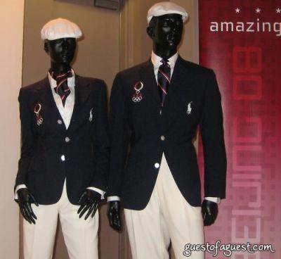 Polo Ralph Lauren Beijing Olympic Uniform