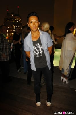 prabal gurung in Style.com Celebrates the Re-Launch of Tales of Endearment