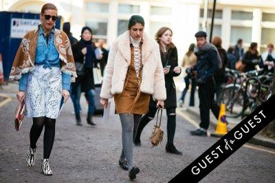 preetma singh in London Fashion Week Pt 1