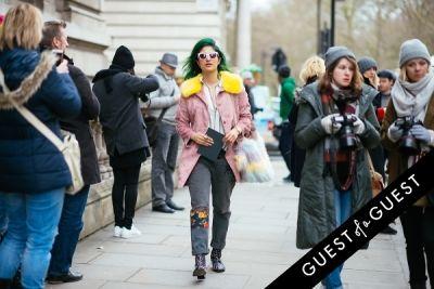 preetma singh in London Fashion Week Pt 2