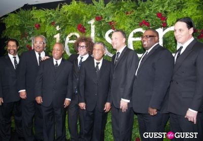 preservation hall-jazz-band in Nielsen Pre-Grammy Celebration