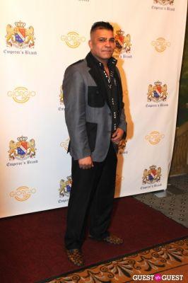 prince malik in Giorgio Gucci Gala