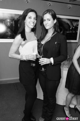 """ketura kestin in Launch Party at Bar Boulud - """"The Artist Toolbox"""""""