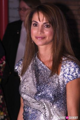queen rania-of-jordan in Glamour - Women of the Year 2010