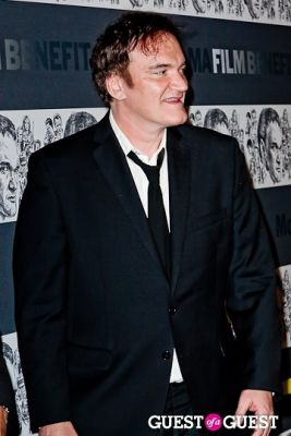 quentin tarantino in Museum of Modern Art Film Benefit: A Tribute to Quentin Tarantino