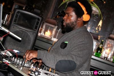 questlove in New York magazine and The Cut's Fashion Week Party