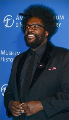questlove in American Museum of Natural History Gala 2014