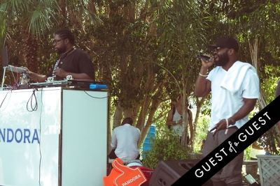 black thought in Pandora Indio Invasion Un-leashed By T-Mobile Featuring Questlove