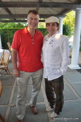 r. couri-hay in Hamptons Golf Classic Dinner