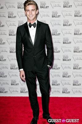 rj king in New York City Ballet Fall Gala Celebrates Valentino