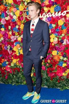 rj king in Ferragamo Celebrates The Launch of L'Icona