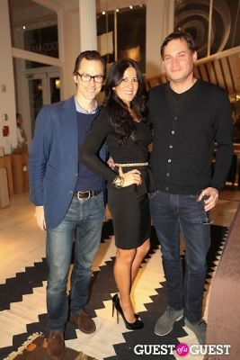 r adam-smith in V&M (Vintage and Modern) and COCO-MAT Celebrate the Exclusive Launch of Design Atelier