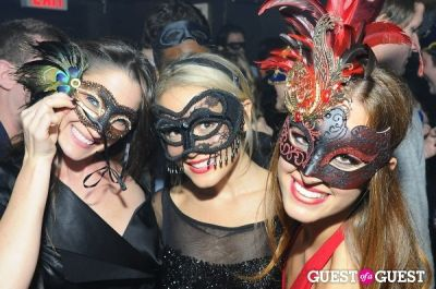 lindsey acree in Fete de Masquerade: 'Building Blocks for Change' Birthday Ball