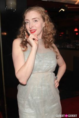 rachel feinstein in Creative Time Benefit Afterparty