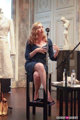 rachel feinstein in L'Wren Scott at Neue Galerie New York