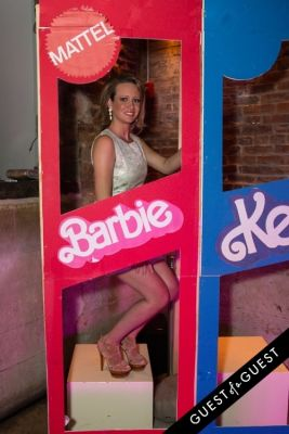 rachel hallinan in L2 Lounge Back To School Barbie Party!