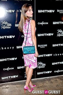 rachel heller in Whitney Art Party at Skylight Soho