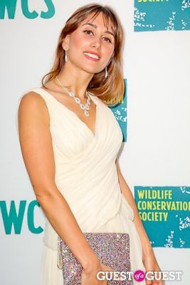 "rachel heller in WCS Gala 2012 ""The Coasts of Patagonia"""