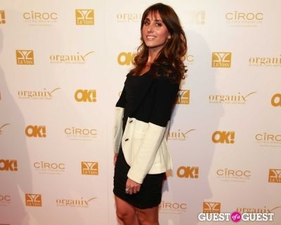 rachel heller in OK! Magazine's Pre-Grammy Event with Performance by Flo Rida