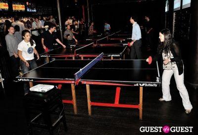rachel keyes in Ping Pong Fundraiser for Tennis Co-Existence Programs in Israel