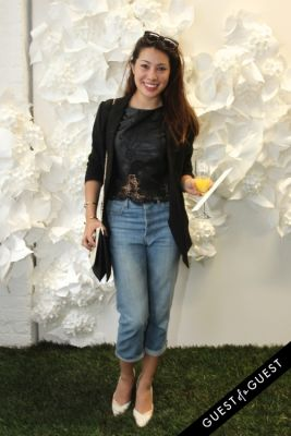 rachel lowe in NYFW Style From the Tents: Street Style Day 2