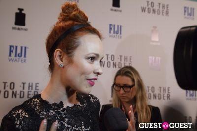 rachel mcadams in Premiere Of Magnolia Pictures'
